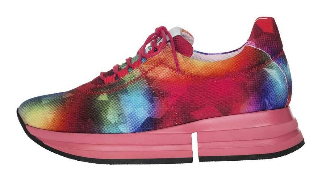 Sneakers multicolor