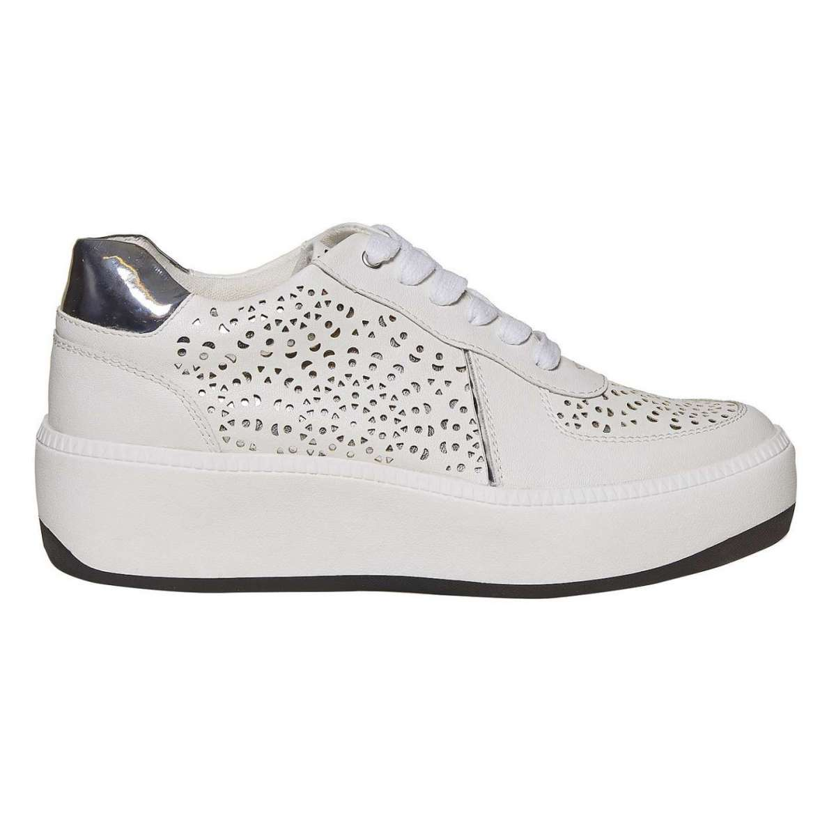 Sneakers alte laserate