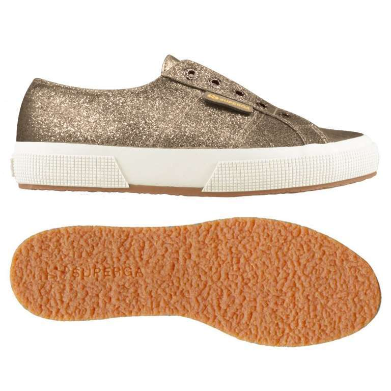 Sneakers laminate Superga
