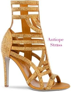 Sergio Rossi Spring 2011 Antiope Strass