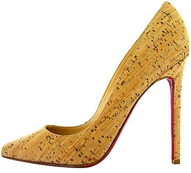 Louboutin Pigalle Sughero
