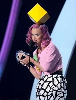 Look di Katy Perry