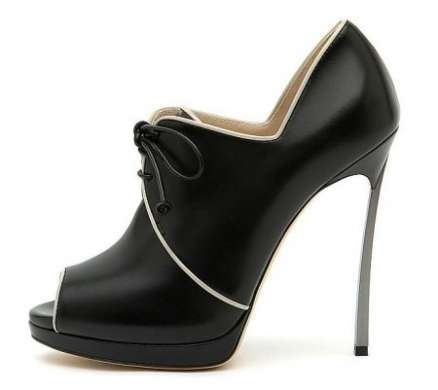 Casadei Blade Ankle Boots Pelle