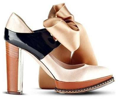 Hugo Boss, A/I 2011-2012: pumps