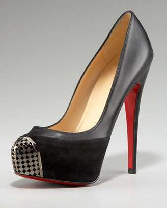 Pumps Christian Louboutin, Maggie nere
