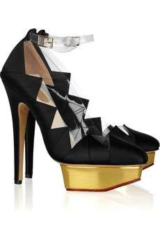 Charlotte Olympia, Origami