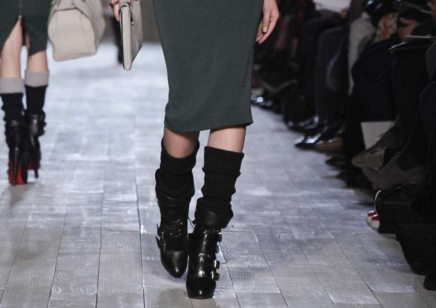 Victoria Beckham, ankle boot in pelle