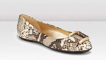 Jimmy Choo, Morse in pitone