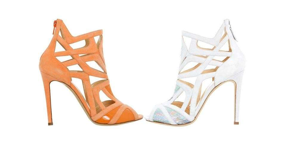 Alejandro Ingelmo, ankle boot cage Odyssey