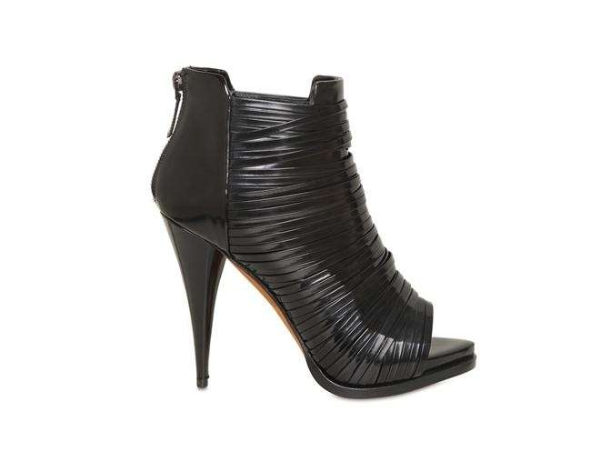 Ankle boot peep-toe Givenchy