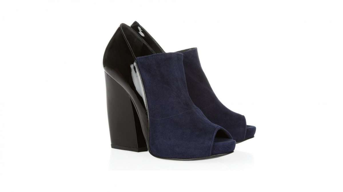 Ankle boot peep-toe Pierre Hardy