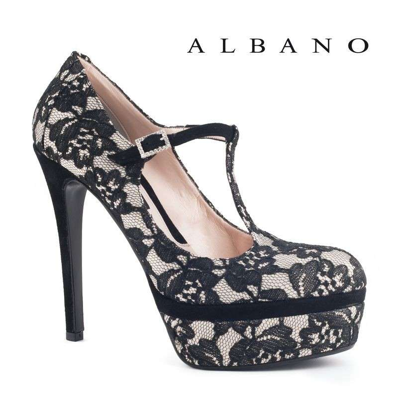 Albano, mary jane in pizzo