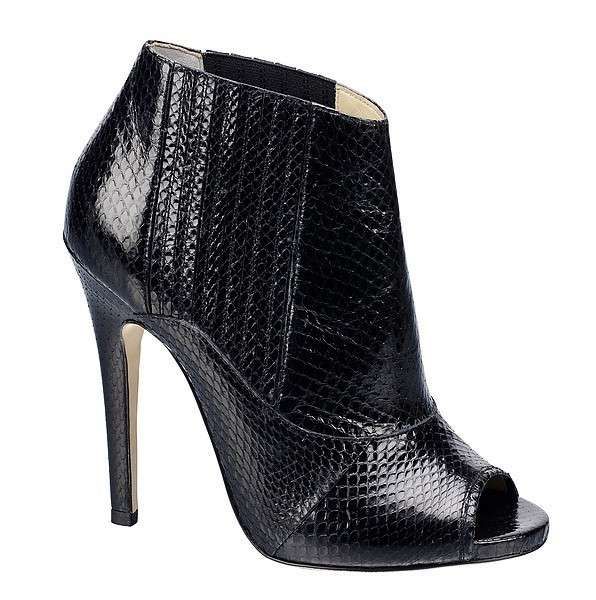 Ankle boot neri