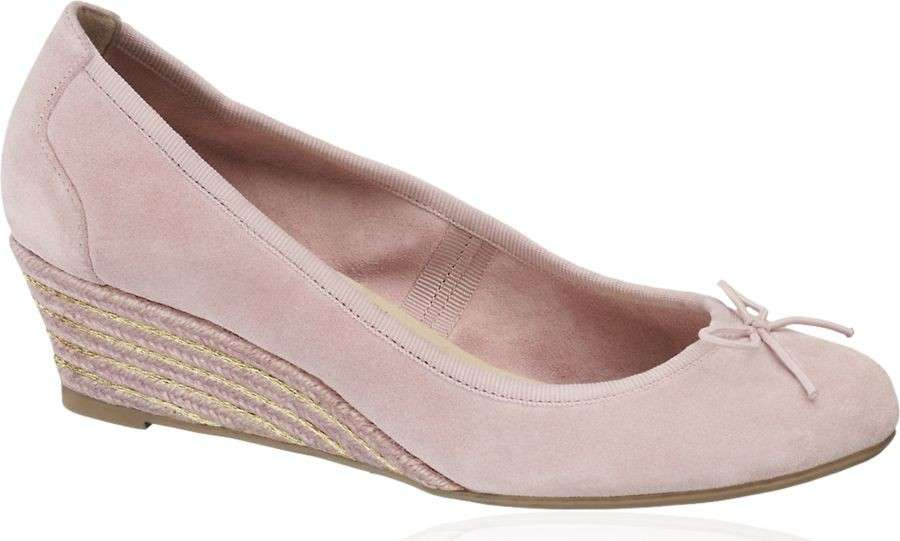 Ballerine con zeppa 5th Avenue