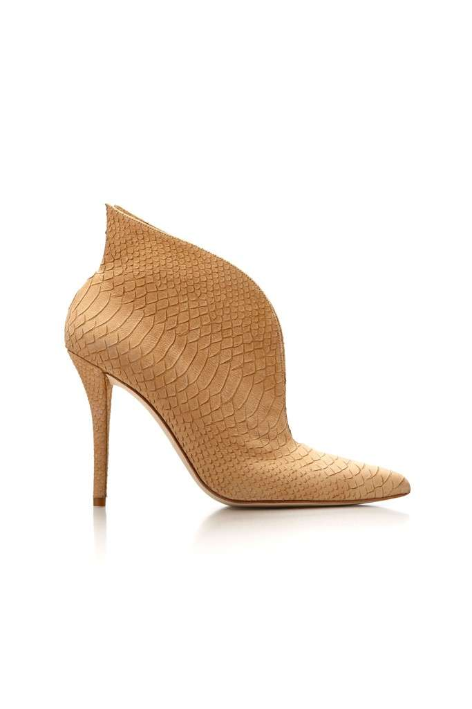 Ankle boot in pitone Stuart Weitzman