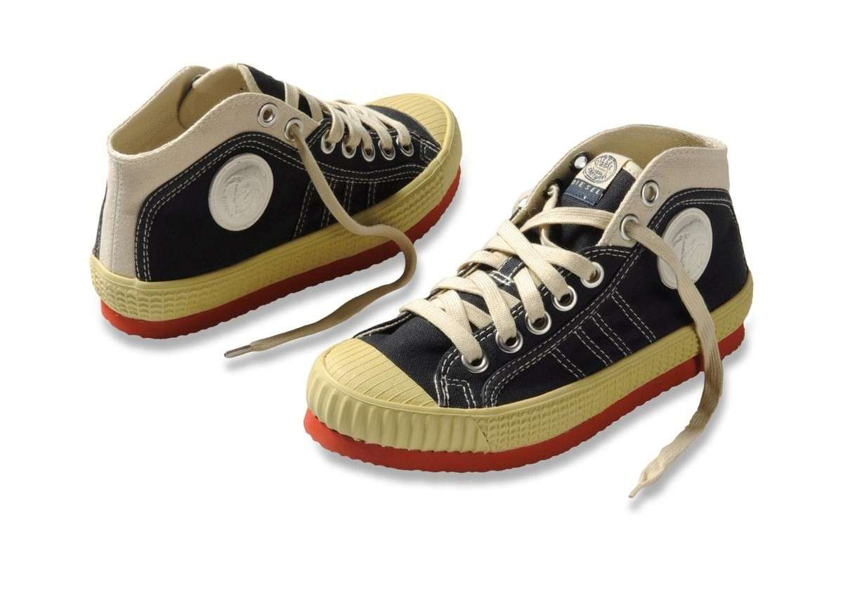 Sneakers colorate Diesel