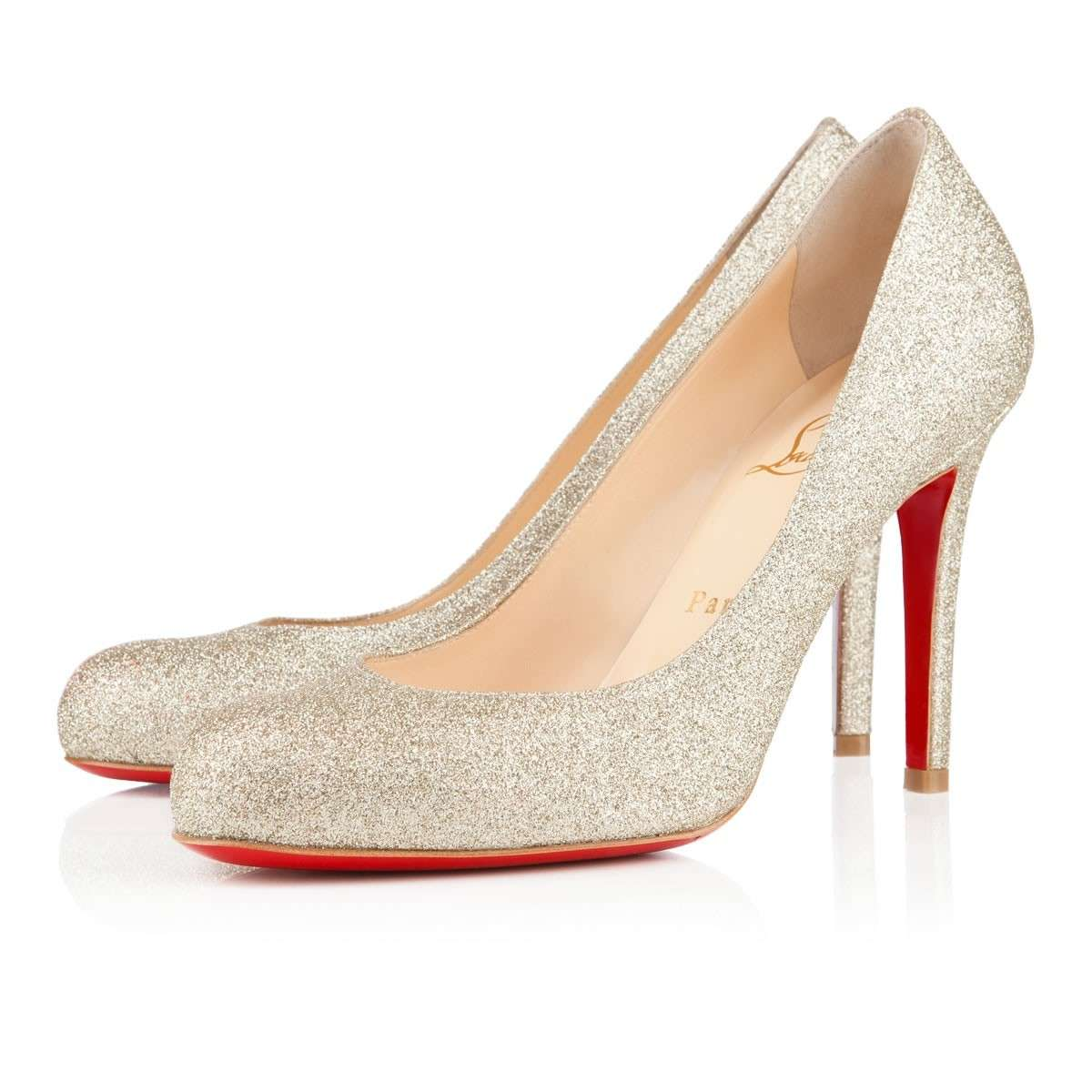 Simple Pump Glitter mini Louboutin