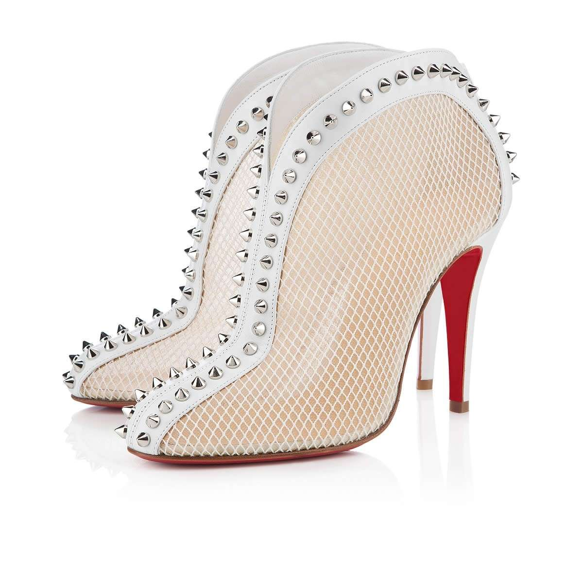 Ankle boot Bourriche Louboutin