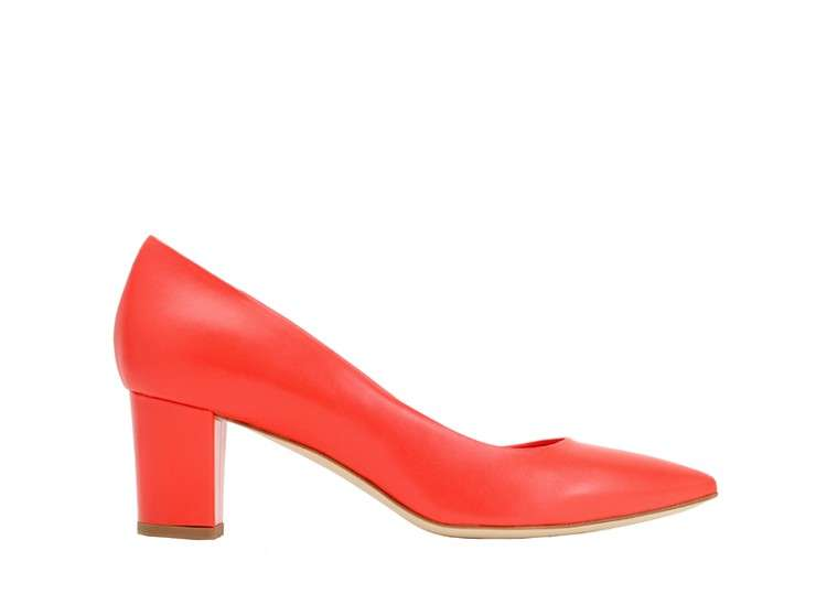Pumps rosse Rodo