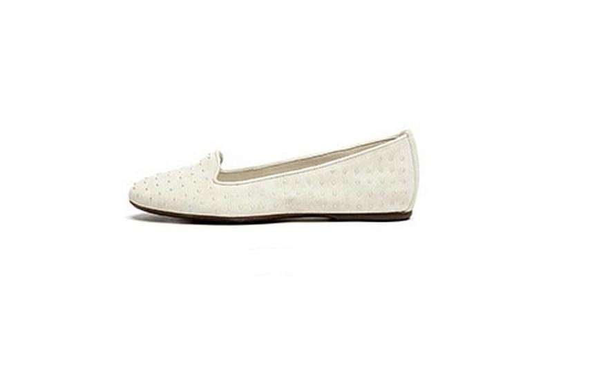 Slippers bianche