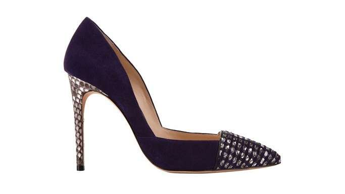 Pumps cap-toe Alexandre Birman