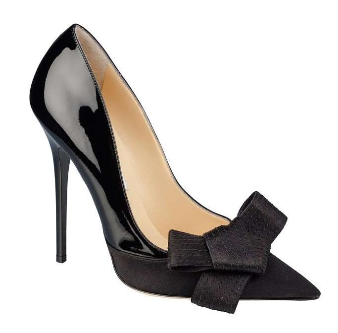 Pumps con fiocco Jimmy Choo