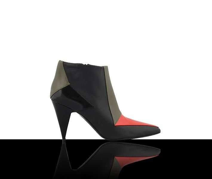 Ankle boot a punta Pierre Hardy