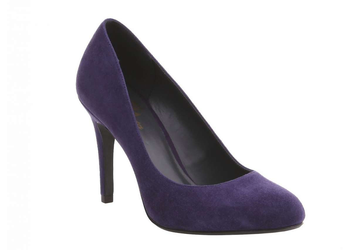 Pumps Bata viola