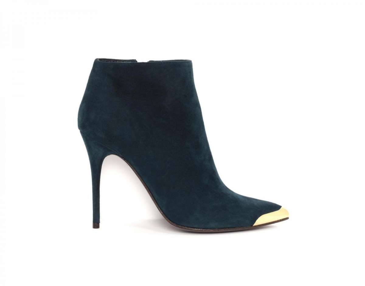 Ankle boot a punta Alexander McQueen