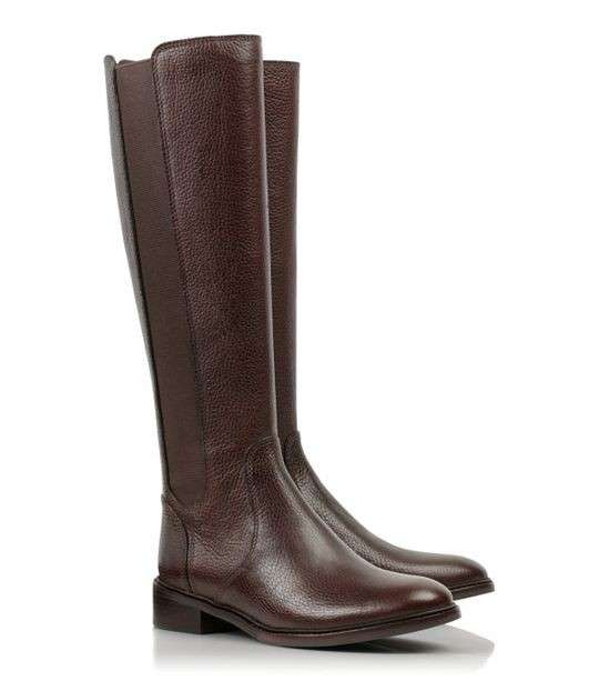 Riding boot marroni