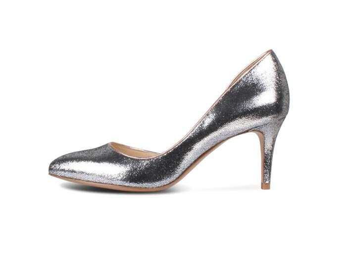 Pumps argento Andrew Kayla