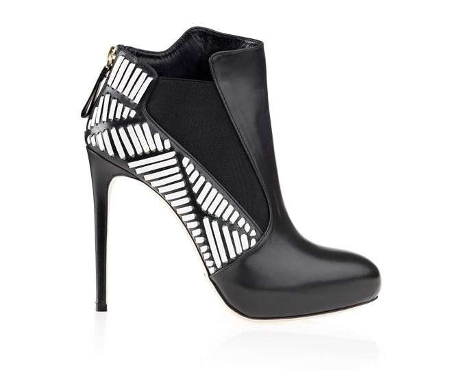 Ankle boot con tacco stiletto