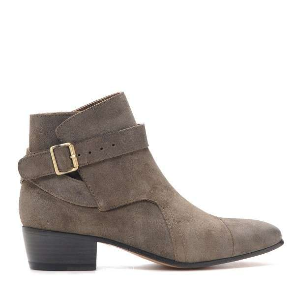 Ankle boot bassi