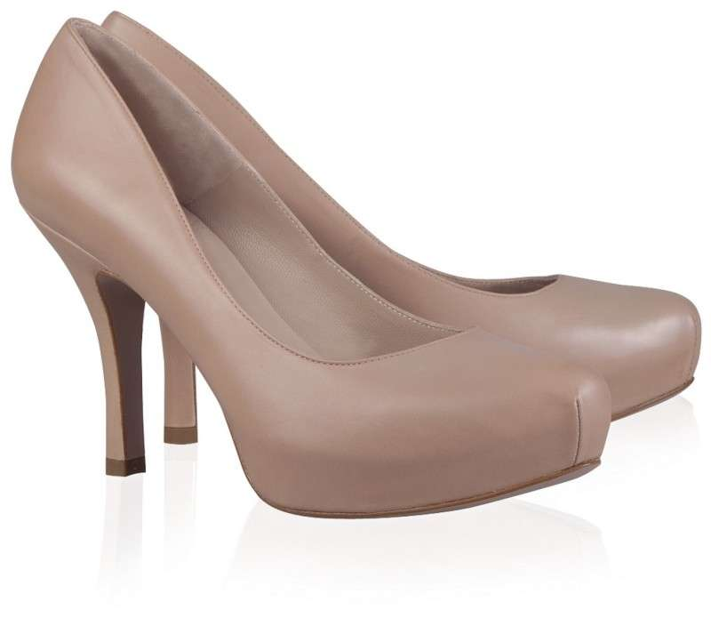Pumps color nude autunno/inverno 2013-2014