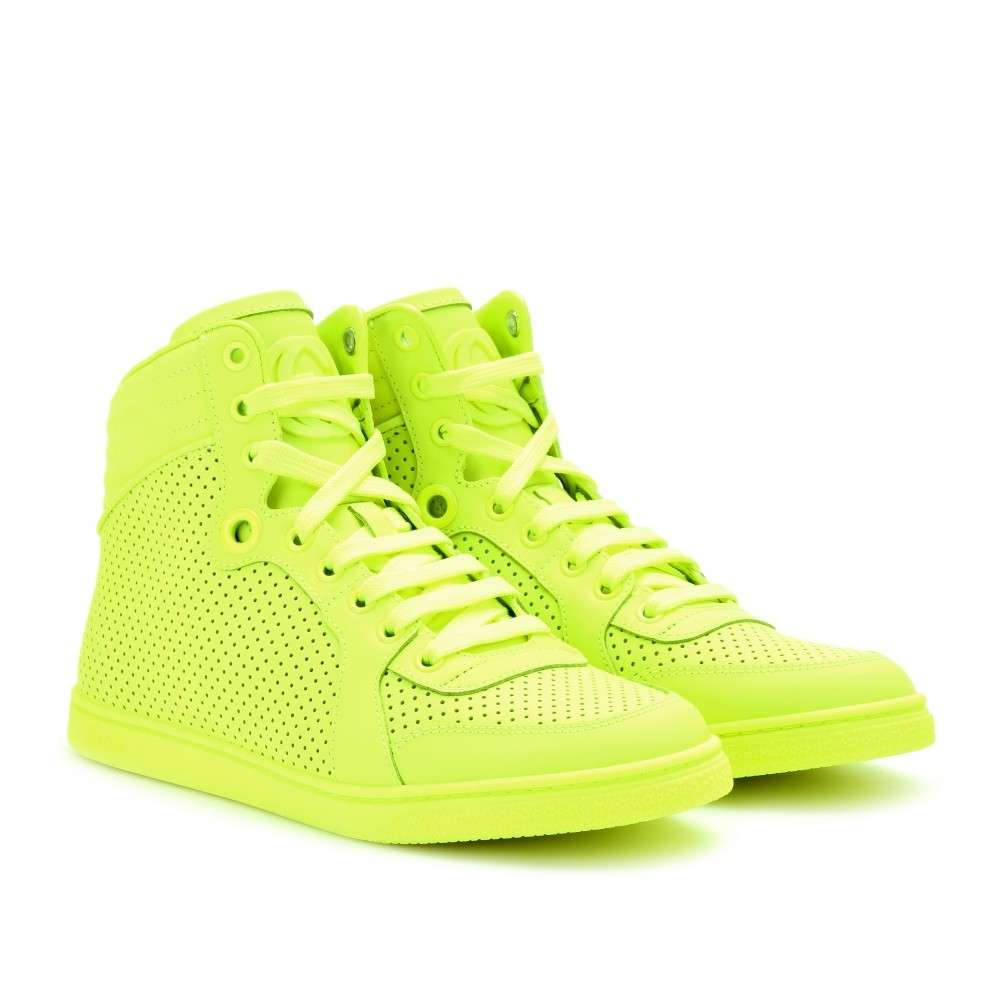 Sneakers neon Gucci