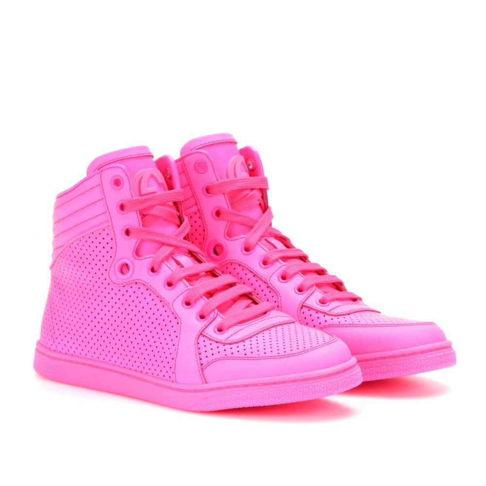 Sneakers Gucci neon
