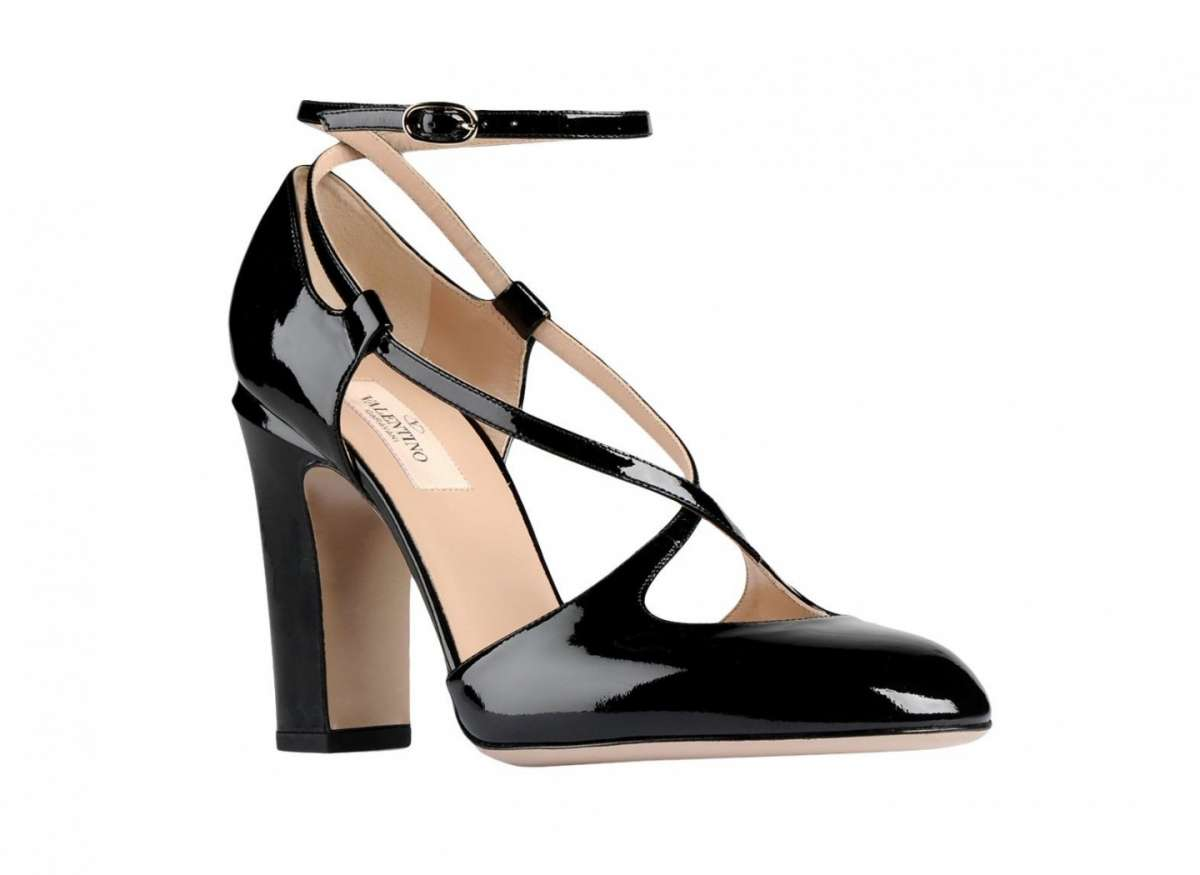 Pumps in vernice Valentino