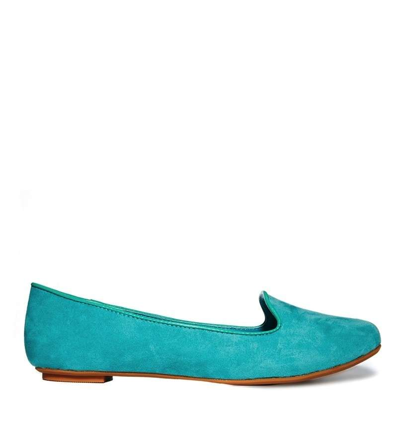 Asos slipper turchesi