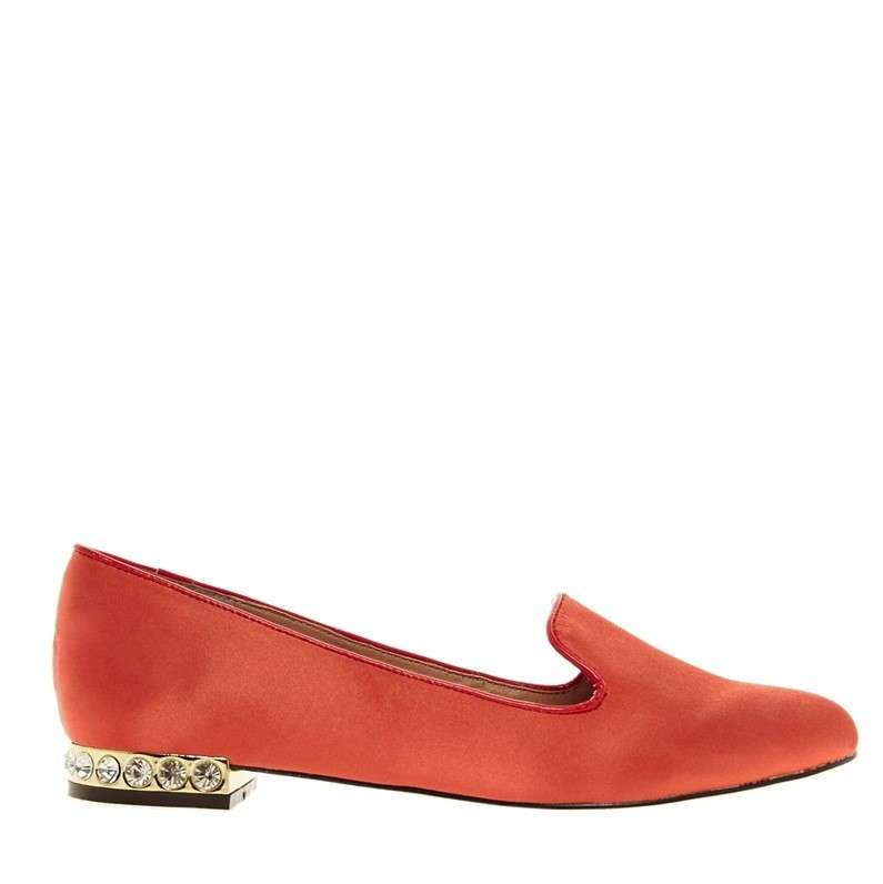 Slipper orange Asos