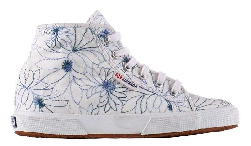 Sneakers hi top Superga