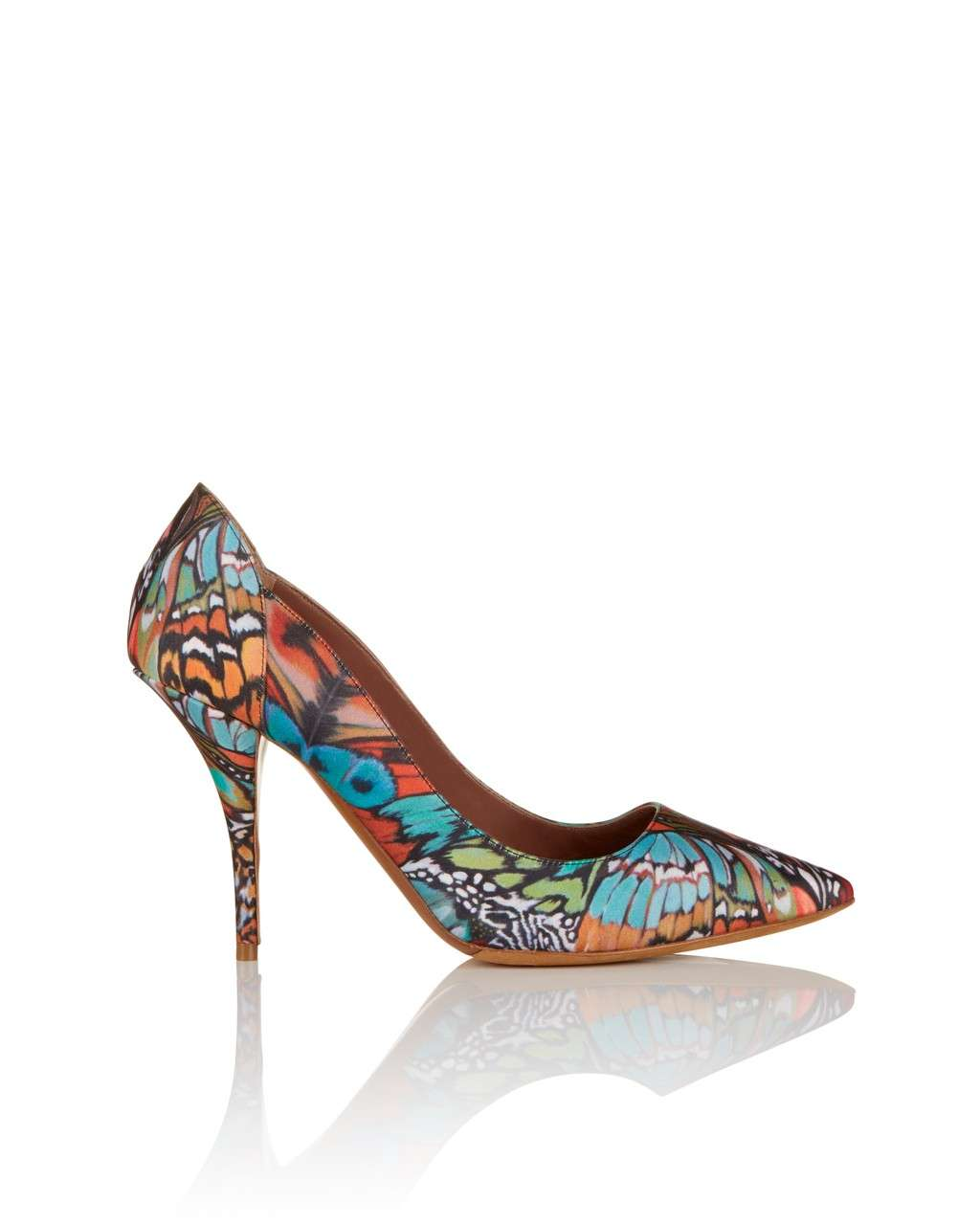 Pumps stampate Tabitha Simmons