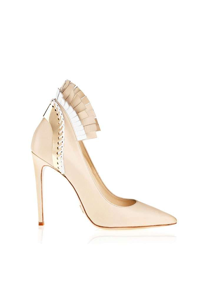 Pumps cipria