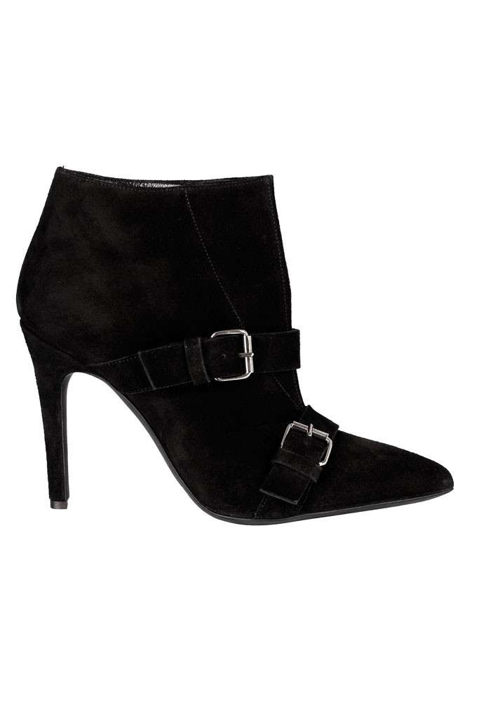 Ankle boot in suede Giambattista Valli