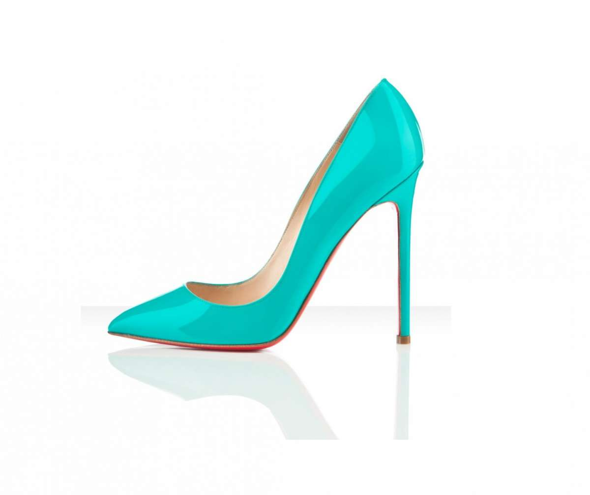 Pigalle azzurre Louboutin