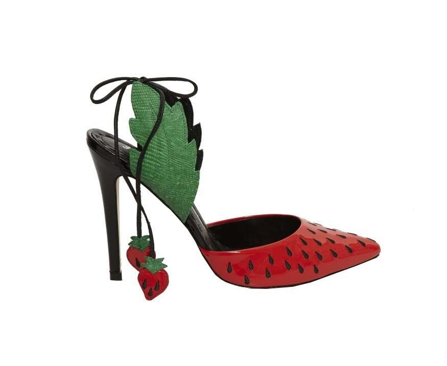 Pumps fragola Alice and Olivia