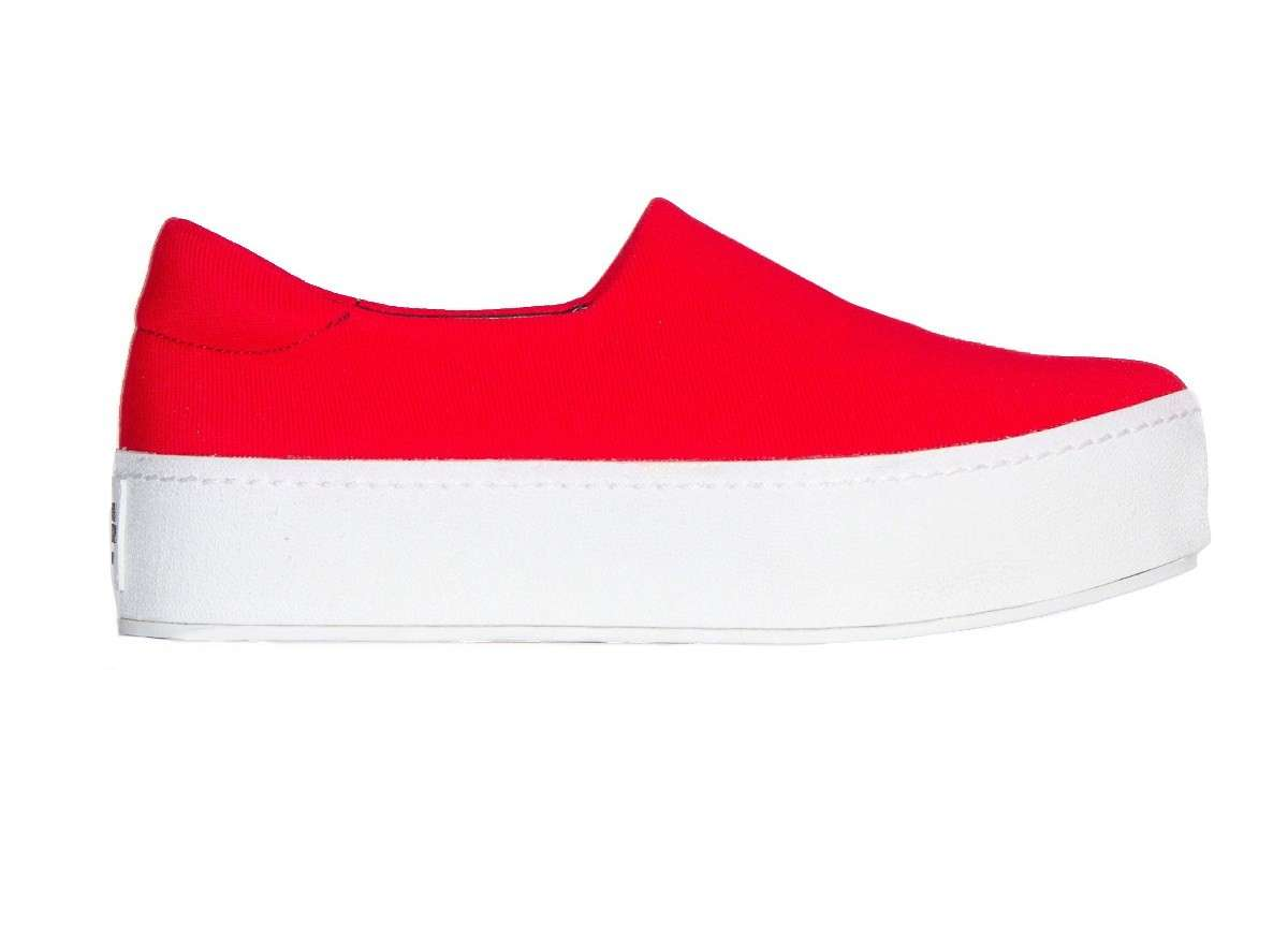 Slip on sneakers rosse Opening Ceremony