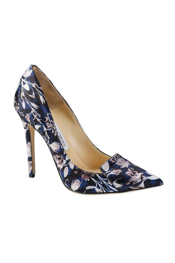 Pumps con stampa Jimmy Choo