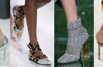 Scarpe Primavera Estate 2018 di tendenza