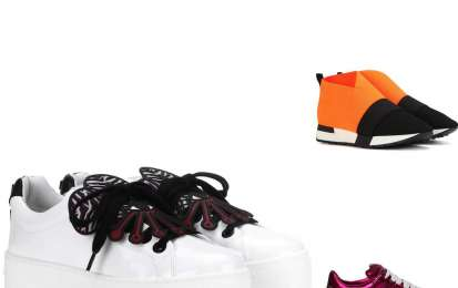 Sneakers Autunno Inverno 2016-2017