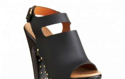 Scarpe Givenchy: clogs rock glam!
